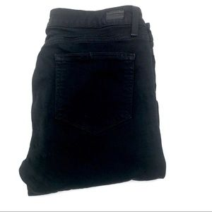 Paige Black Skinny Jeans, Size 31, EUC